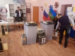 Избирком оправдался за отсутствие ширм для голосования на участке в Черкесске