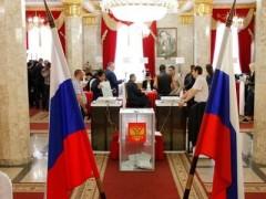 Жители Краснодара проявили высокую активность на выборах президента РФ
