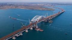 Минтранс: Запуск движения транспорта по Крымскому мосту будет проходить в два этапа