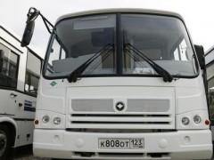 В Краснодаре вышли на маршруты дачные автобусы