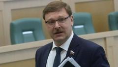 Косачев: Россия будет жестко отвечать на любые санкции