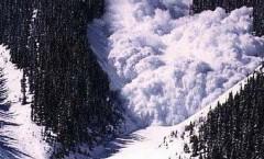 В горах Краснодарского края возможен сход лавин