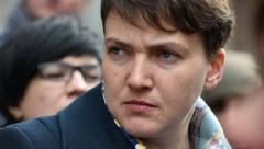 Рада Украины дала согласие на задержание и арест Савченко