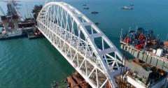 Украина намерена блокировать Крымский мост
