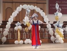 Алина Ротова взяла «серебро» на Всероссийском фестивале-конкурса «Хрустальные звездочки» в Краснодаре