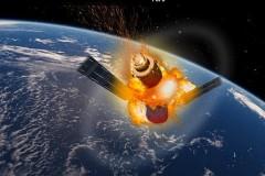 """Китайская космическая станция """"Тяньгун-1"""" сгорела над Тихим океаном, войдя в атмосферу"""