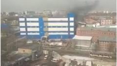 Пожар в ТЦ «Персей для детей» в Москве: один человек погиб, трое пострадавших