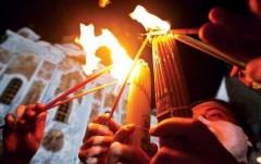 Благодатный огонь из Иерусалима зажгут во всех храмах Невинномысска