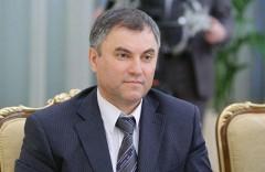 Володин: Россия готова к переговорам с США