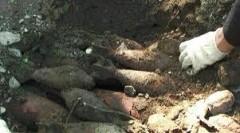 В Туапсинском районе обезврежены боеприпасы времен Великой Отечественной войны