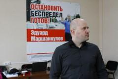 Активисты в КЧР готовы к переговорам, но от голодовки не отказались