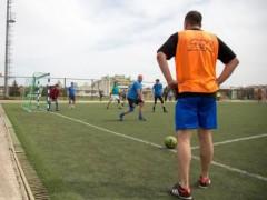 В Краснодаре прошли соревнования по мини-футболу среди полицейских