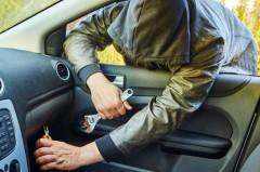 В Элисте задержан подозреваемый в кражах из машин