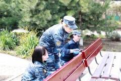 Сотрудники азовской колонии оказали волонтерскую помощь Дому ребенка