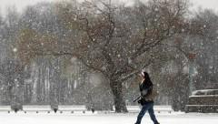 В Подмосковье на выходных ожидается снег