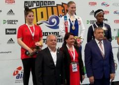 Кубанская спортсменка завоевала «золото» первенства Европы по боксу среди юниоров