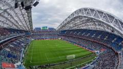 Матчи ЧМ по футболу в Сочи