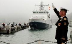 В Крыму пограничники отработают борьбу с пиратством в Азовском море