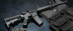 Сочинские пограничники нашли боевые патроны к винтовке М-16 в Porsche Caeynne