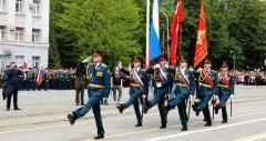 Во Владикавказе в связи с Парадом Победы ограничат движение транспорта