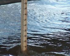 В Краснодарском крае из-за ливней вероятны подъемы уровней рек