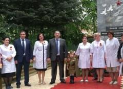 В Нальчике медработники почтили память коллег, погибших в Великой Отечественной войне