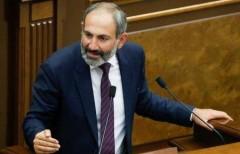 Лидер протестного движения Никол Пашинян стал премьер-министром Армении