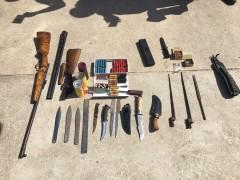 На Ставрополье выявлен факт незаконного хранения оружия и боеприпасов