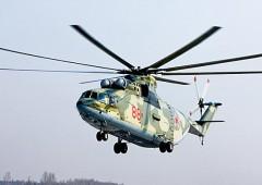 В ЮВО экипажи вертолётов Ми-26 и Ми-8 примут участие в учении по тушению пожаров