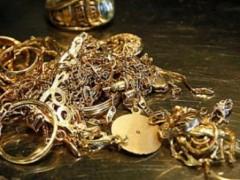 Во Владикавказе задержан мужчина за кражу золотых изделий на 500 тысяч рублей