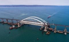 Стала известна точная дата открытия автодвижения по Крымскому мосту