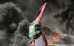 Число погибших на границах сектора Газа палестинцев возросло до 59