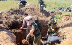 На Ставрополье ведут поиски останков погибших воинов Великой Отечественной войны