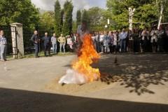 Почтовики Ставрополья приняли участие в противопожарных учениях