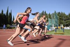 12 медалей на Всероссийских соревнованиях взяли кубанские легкоатлеты