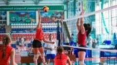 На Универсиаде Кубани прошли финальные соревнования по волейболу
