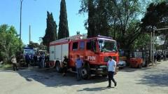 При взрыве в кафе в Баку погибли три человека