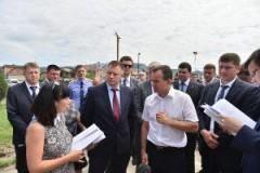 Губернатор Кубани требует прекратить незаконное строительство жилья в Сочи