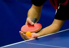 Около 400 спортсменов участвовали в краевом турнире по настольному теннису