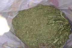 Донские пограничники пресекли контрабанду крупной партии марихуаны