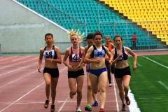 Одну золотую и две бронзовых медали завоевали кубанские легкоатлеты на состязаниях Кубка России