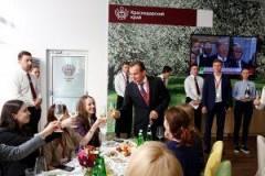 Презентация бренда Краснодарского края прошла для прессы на ПМЭФ