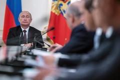 Путин уволил шестерых генералов силовых ведомств