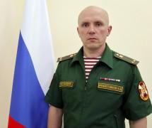 В Сочи подполковник Александр Решетников вновь назначен замначальника ГУ Росгвардии по Краснодарскому краю