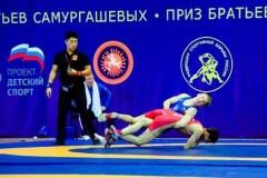 Дончане взяли восемь наград на международном турнире по греко-римской борьбе «Приз братьев Самургашевых»