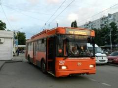 В Краснодаре на 14-м маршруте автобусы на время ЧМ-2018 заменят троллейбусами