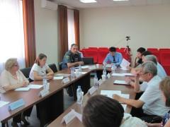 В Калмыкии состоялось заседание Консультативного совета по вопросам оказания помощи детям-сиротам и детям, оставшимся без попечения родителей