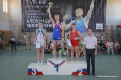 Турнир по прыжкам на батуте на призы Москаленко прошел на Кубани
