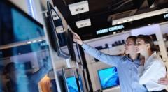 Спрос на телевизоры в России вырос более чем в 1,5 раза