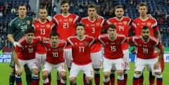 Сборная России впервые на 70-м месте в рейтинге ФИФА